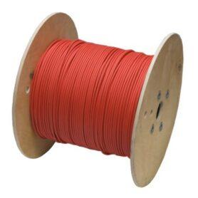 Solar kabel rood