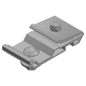Alu klem optimizer/micro - inleg profiel