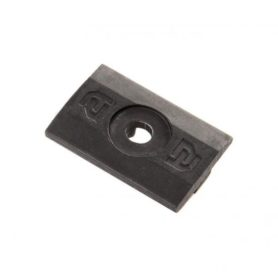 Clickfit module klemplaat zwart