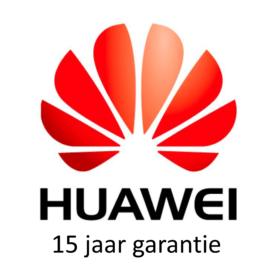 15 jaar garantie op Huawei