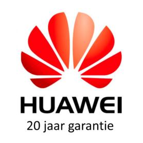 20 jaar garantie op Huawei 12KTL