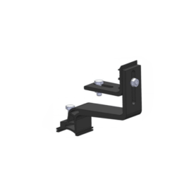 Top set Hook Tile 65-152 Black