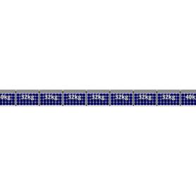 Flatfix fusion 1 rij van 9 zonnepanelen