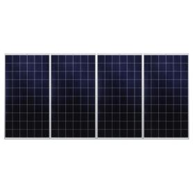 ClickFit EVO montagesysteem voor 4 panelen