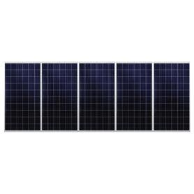 ClickFit EVO montagesysteem voor 5 panelen