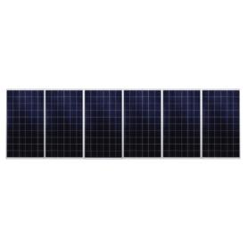 ClickFit EVO montagesysteem voor 6 panelen