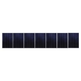 ClickFit EVO montagesysteem voor 7 panelen