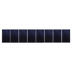 ClickFit EVO montagesysteem voor 8 panelen