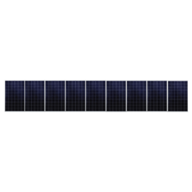 ClickFit EVO montagesysteem voor 9 panelen