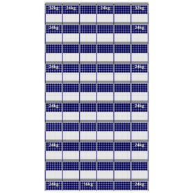 FlatFix Fusion 10 rijen van 6 zonnepanelen