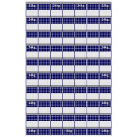 FlatFix Fusion 10 rijen van 7 zonnepanelen