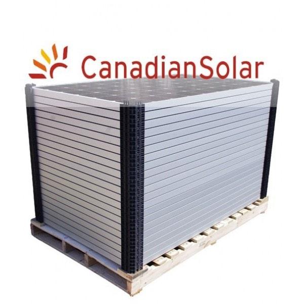 Canadian Solar poly min