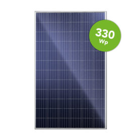 Canadian solar 330Wp poly
