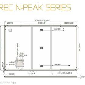 Rec N peak 320