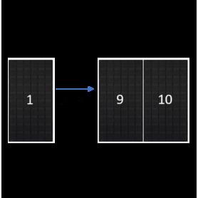 ClickFit EVO zwart portret 10 panelen