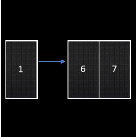 ClickFit EVO zwart portret 7 panelen