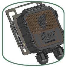 Tigo optimizer systeem