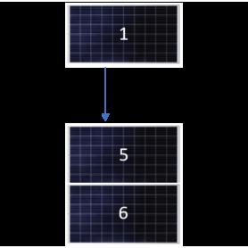 clickfit evo montagesysteem 6 panelen landscape