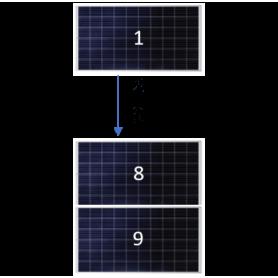 clickfit evo 9 panelen landscap