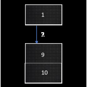 clickfit evo zwart 10 zonnepanelen landscape