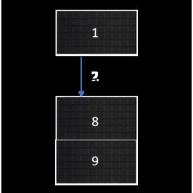 clickfit evo zwart 9 zonnepanelen landscape
