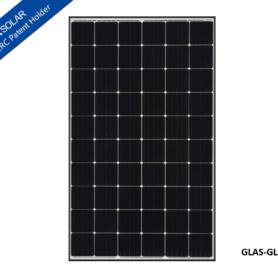 JA solar glas-glas